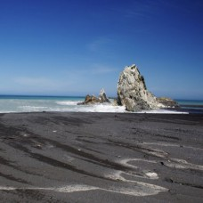 White Rock, Wairarapa South Coast